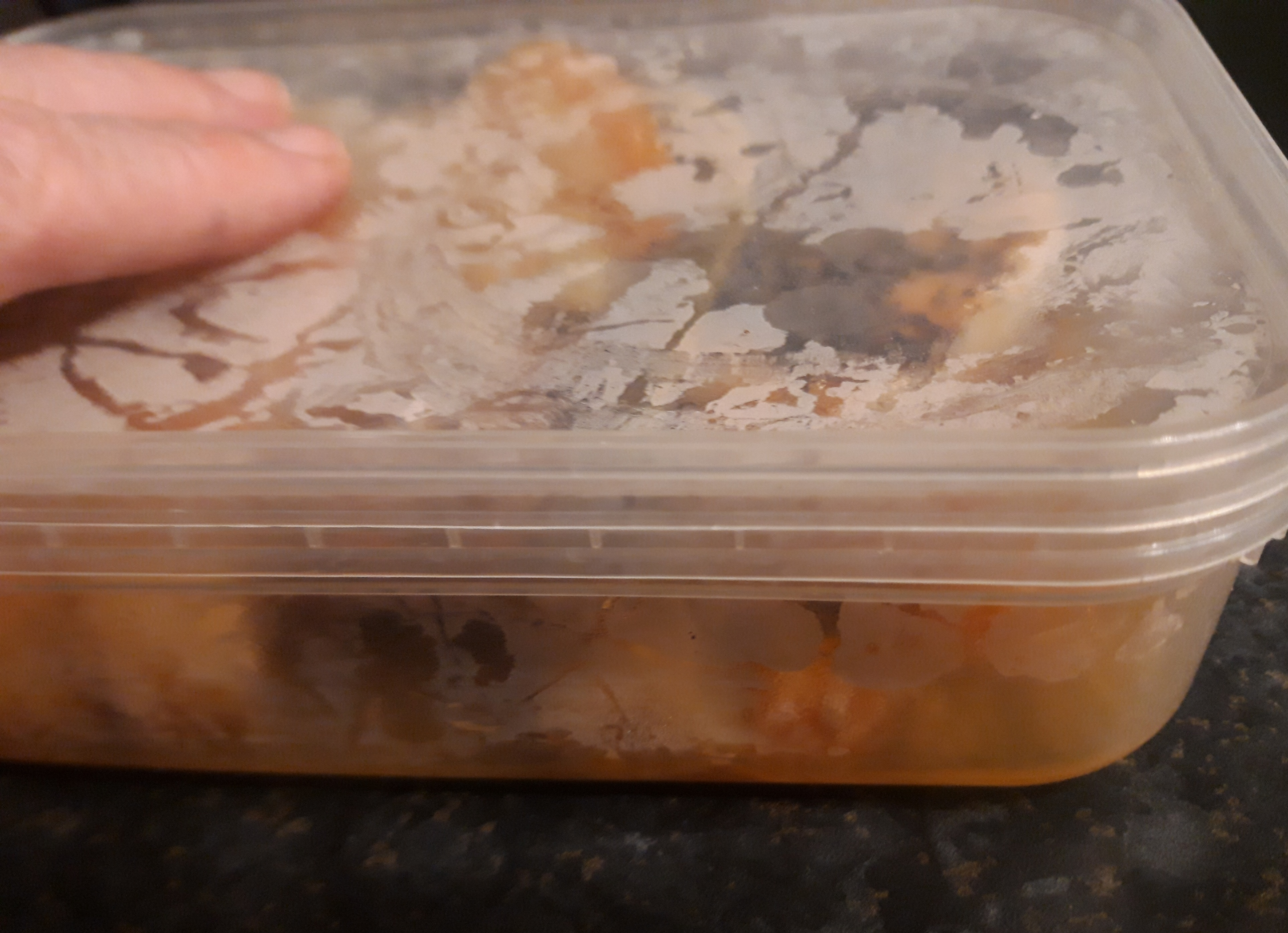 Batch cooking and freezing crockpot chicken casserole